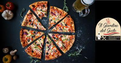 il giardino del gusto offerta pizzeria assemini