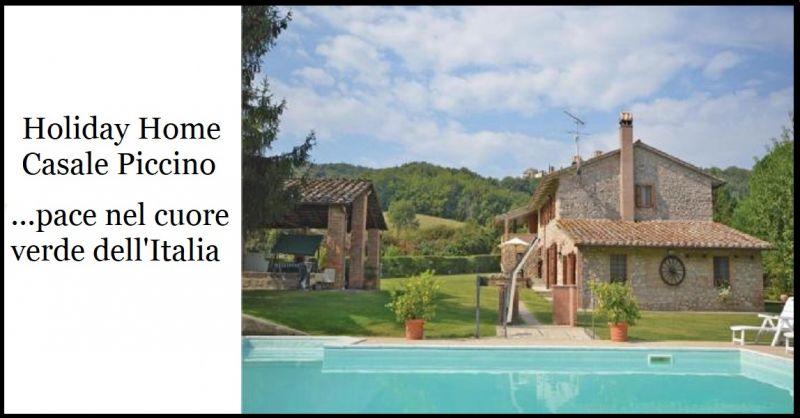 Holiday home Casale Piccino - Occasione pernottamento in casale di lusso con piscina in Umbria