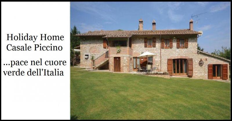 Holiday home Casale Piccino - Occasione casa vacanza con piscina privata Umbria animali ammessi