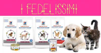 i fedelissimi negozio animali offerta alimenti cani e gatti hills pet nutrition