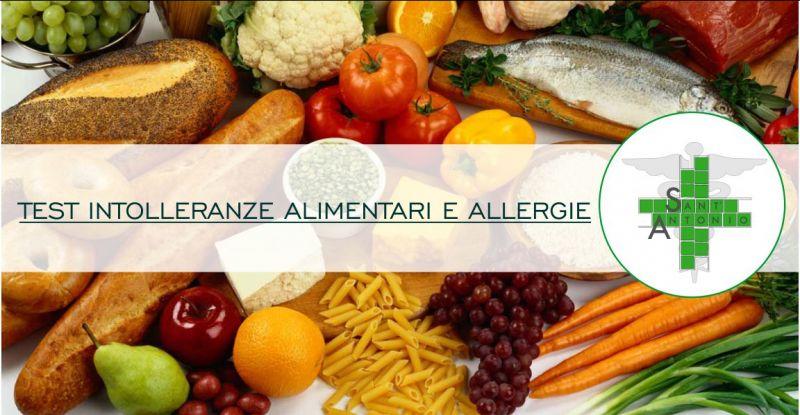 FARMACIA SANT'ANTONIO - offerta test intolleranze alimentari e allergie