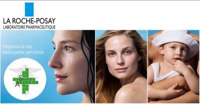 farmacia santantonio offerta prodotti la roche posay viso corpo capelli solari