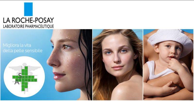 FARMACIA SANT'ANTONIO - offerta prodotti La Roche Posay viso  corpo capelli Solari