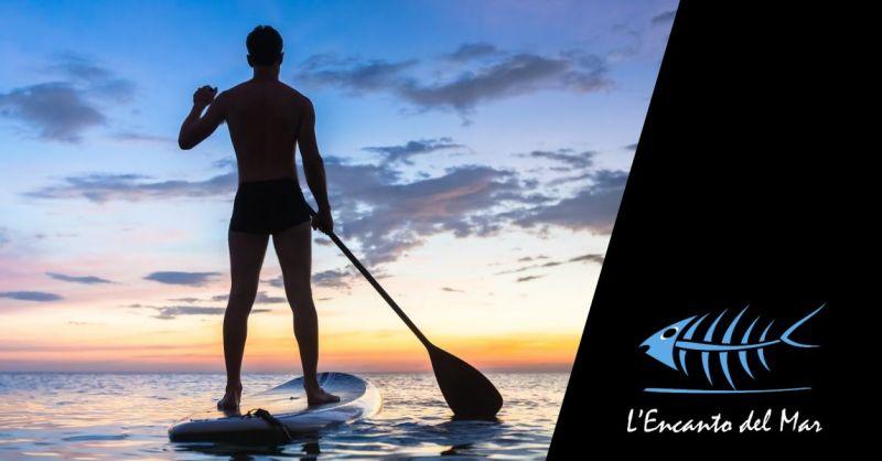 ENCANTO DEL MAR - offerta servizio spiaggia noleggio sup e canoe Santa Margherita di Pula
