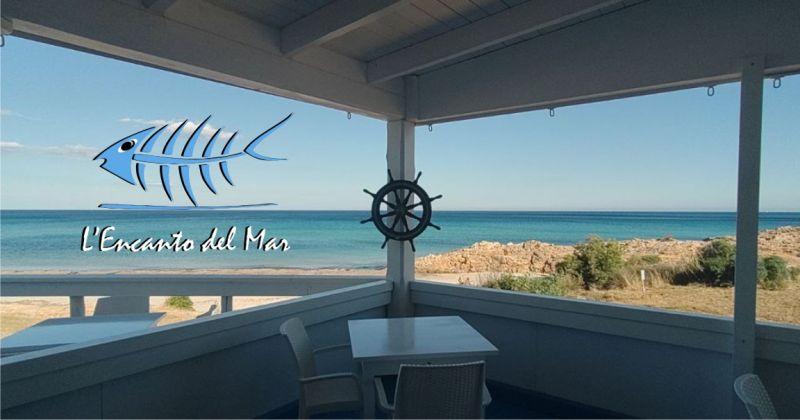 ENCANTO DEL MAR Pula - offerta chiosco bar in riva al mare spiaggia Pinus Village