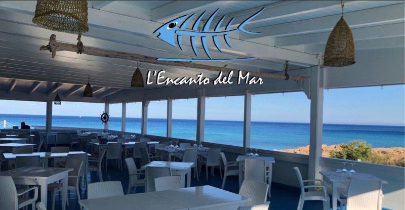 ENCANTO DEL MAR - offerta ristorante sul mare cena romantica a Santa Margherita di Pula