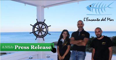articolo ansa it l encanto del mar offerta ristorante location fronte mare santa margherita di pula