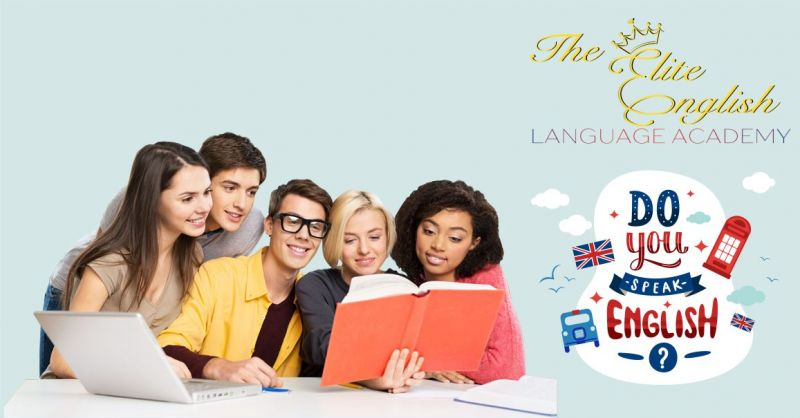 The Elite English Language Academy - offerta corsi di Inglese con insegnanti madrelingua
