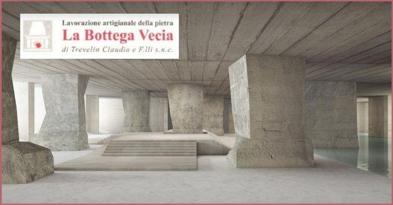 LA BOTTEGA VECIA di TREVELIN CLAUDIO & F.LLI - Offerta lavorazione pietra vicentina