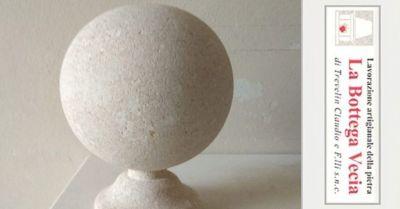 la bottega vecia azienda specializzata lavorazione artigianale su misura pietra di vicenza
