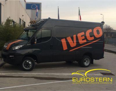 eurostern offerta decorazione automezzi promozioni personalizzazione veicoli con adesivi