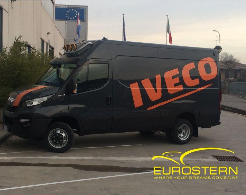EUROSTERN offerta decorazione automezzi - promozioni personalizzazione veicoli con adesivi