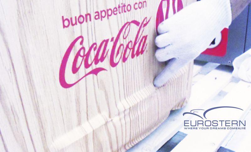 EUROSTERN offerta wrapping termoformabile - promozione personalizzazione superfici