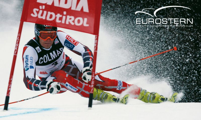 EUROSTERN offerta segnaletica fissa manifestazioni sportive - promozione stampa per lo sport