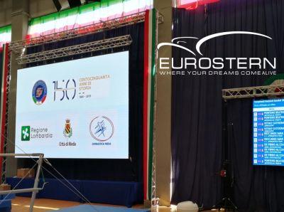 eurostern offerta led wall outdoor noleggio schemi manifestazioni alta risoluzioni esterni interni