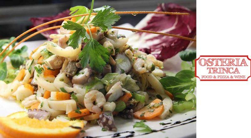 Occasione ristorante specialità pesce zona Marino