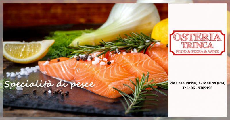 Trova dove mangiare pesce a velletri - cerca un ristorante dove mangiare pesce a roma