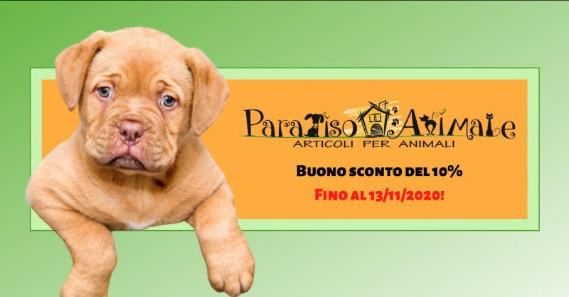 PARADISO ANIMALE - offerta vendita accessori animali scontati roma marconi