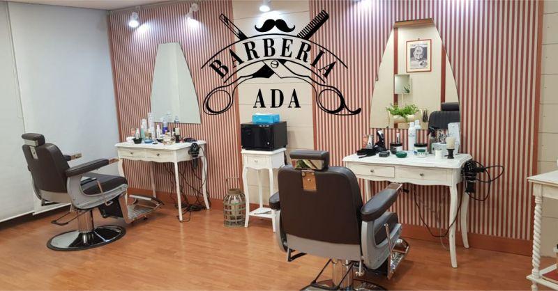 Ada - Offerta barbiere esperto rasatura Sassari
