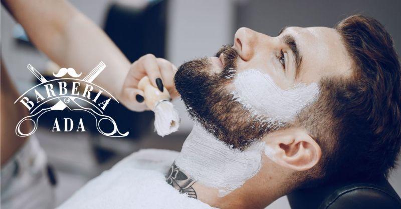 Barberia Ada Sassari - offerta Curare e regolare barba ultime tendenze moda