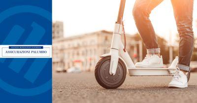 assicurazioni palumbo offerta motopattini elettrici circolazione su strada benevento