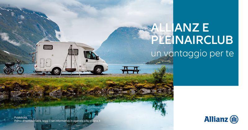 Offerta Assicurazione Allianz Camper Benevento - Occasione Polizza Assicurativa Camperisti Benevento