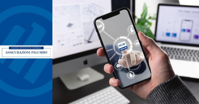 Offerta Applicazione Allianz Now Assicurazione Benevento - Occasione App smartphone Allianz Benevento Centrale