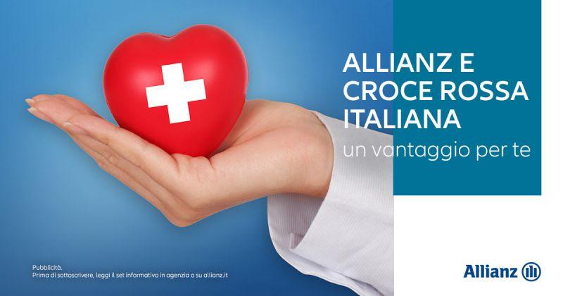 Offerta Convenzione Croce Rossa Allianz Benevento - Occasione Convenzione Croce Rossa Polizza auto