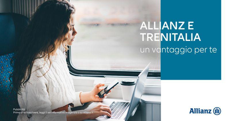 ASSICURAZIONI PALUMBO - Offerta Convenzione Allianz Carta Freccia Trenitalia Benevento