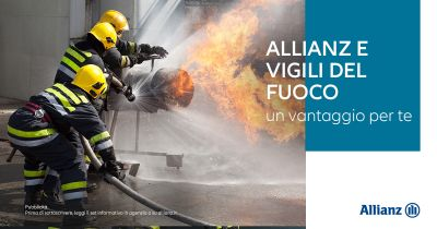 offerta convenzione allianz vigili del fuoco benevento occasione assicurazione vigili de fuoco benevento