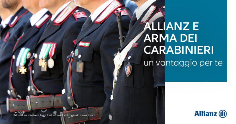 AGENZIA ALLIANZ BENEVENTO CENTRALE - Offerta Agevolazione Assicurazione Auto Carabinieri
