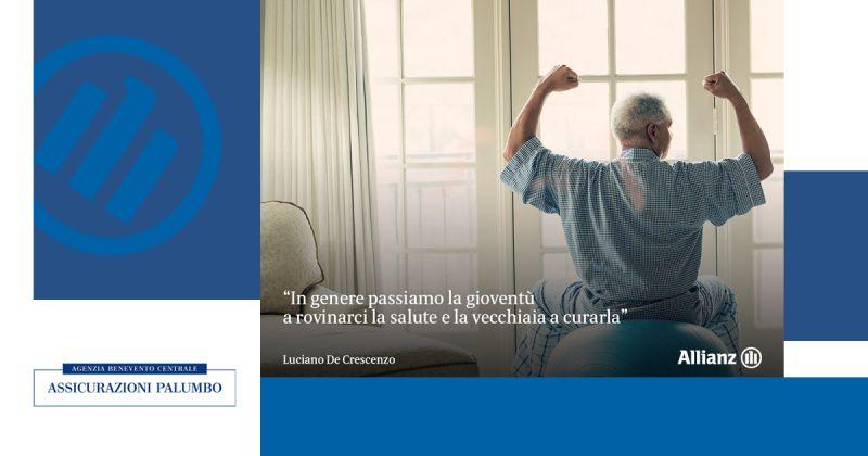 Offerta Assicurazione Terza Eta Allianz Benevento - Occasione Assistenza Terza Eta Allianz Benevento