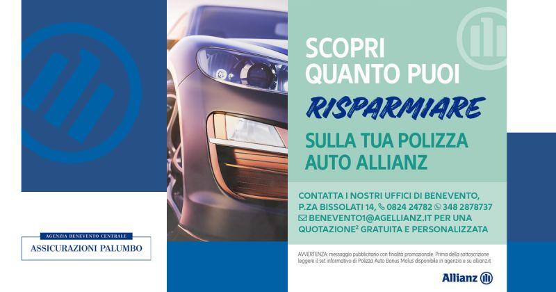 ASSICURAZIONI PALUMBO - Offerta Preventivo Gratuito polizza auto Benevento