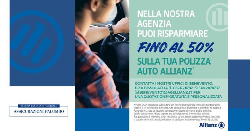ASSICURAZIONI PALUMBO - Offerta Richiedere Preventivo Polizza Auto Gratuito Benevento