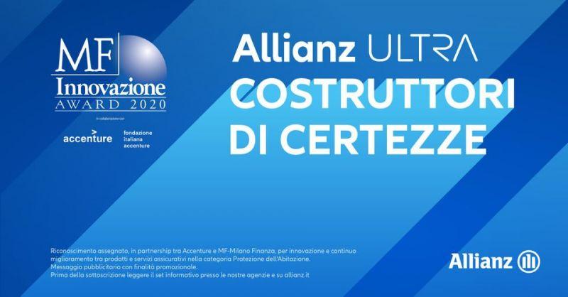 ASSICURAZIONI PALUMBO - Offerta Allianz Ultra Assicurazione Trasparente Benevento