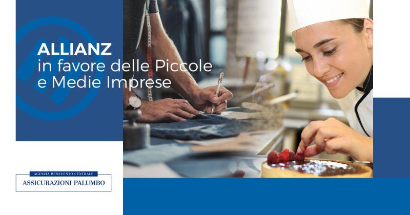 Offerta Assicurazione PMI Benevento - Occasione  Impresa Sicura Allianz Benevento