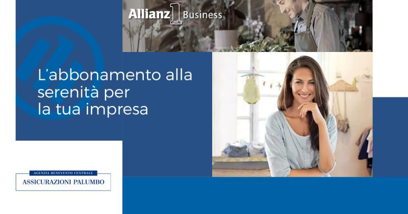 Offerta Polizza Allianz1 Business Benevento - Occasione Polizza Business Allianz Benevento