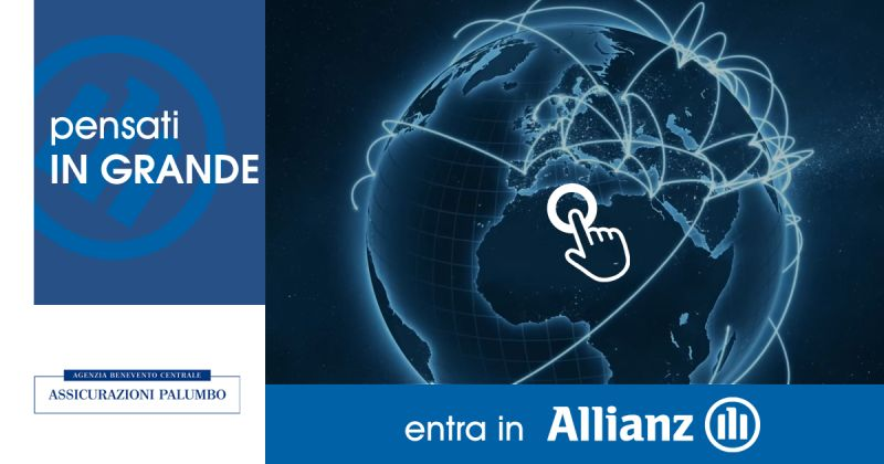 Offerta Intermediario Assicurativo Allianz Benevento - Occasione Lavorare Con Allianz Benevento