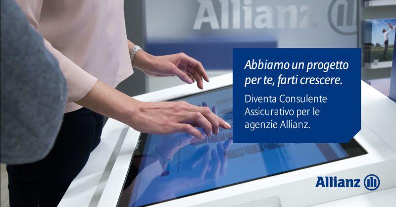 Offerta Recruiting Consulenti Allianz Benevento - Occasione Campagna Recuiting Allianz Benevento