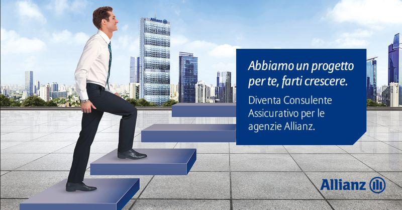 Offerta Recuiting Allianz Benevento - Occasione Reclutamento Agenti Assicurazioni Benevento