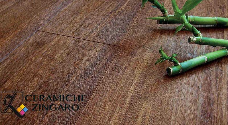 Occasione vendita Parquet di bamboo zona Aprilia