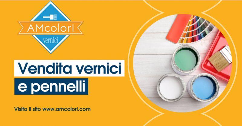 AM COLORI Offerta negozio di vernici Anzio - occasione negozio pennelli Roma