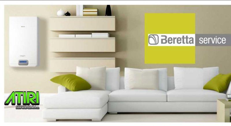 Occasione manutenzione caldaie marchio Beretta zona Aprilia - Offerta vendita caldaie Latina