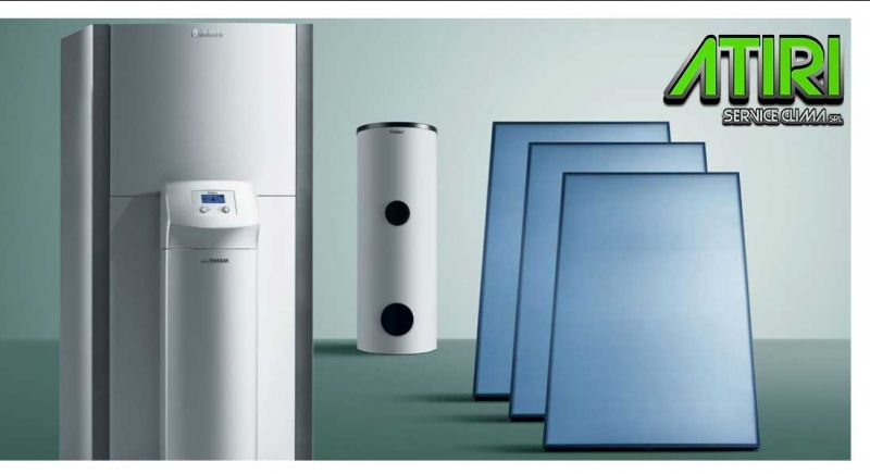 Occasione installazione caldaie Vaillant zona Ariccia - Offerta condizionatori zona Nettuno
