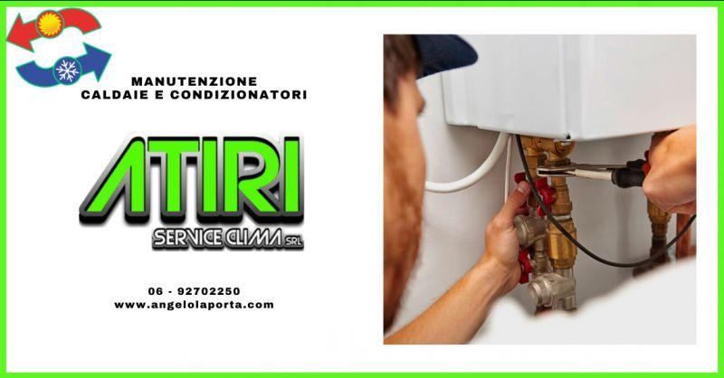 Offerta servizio di manutenzione caldaie aprilia - occasione assistenza su condizionatori anzio