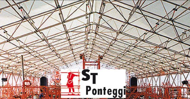offerta montaggio e smontaggio ponteggi Toscana -  ST noleggio ponteggi