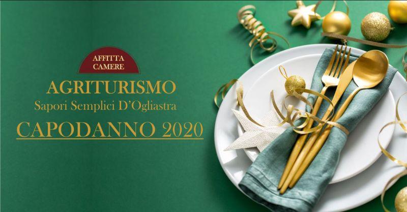 Agriturismo SAPORI SEMPLICI D OGLIASTRA - offerta menu cenone di capodanno 2020