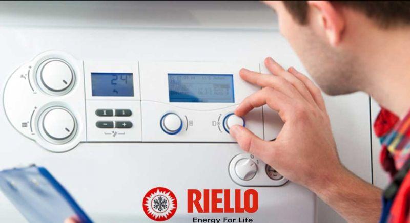 Occasione installazione caldaie marchio Riello zona Aprilia