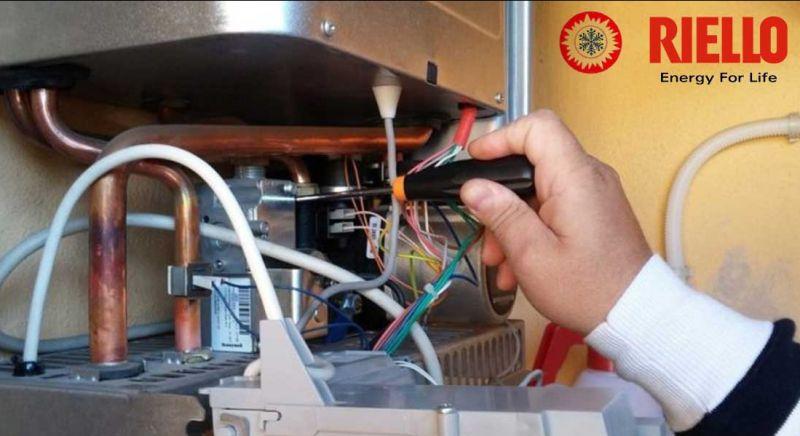 Occasione manutenzione caldaie Anzio - Offerte caldaie marchio Riello Nettuno