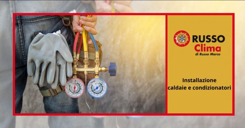 Offerta servizio installazione caldaie pomezia - occasione installatori climatizzatori nettuno